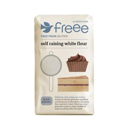 Doves Farm Gluten Free Self Raising Flour - Romaine Calm Scotland
