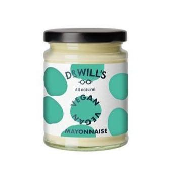 Dr. Wills Vegan Mayonnaise (240g) - Romaine Calm Scotland
