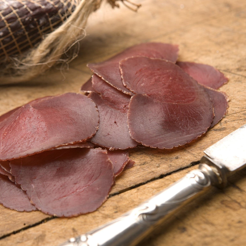 Dry Cured Venison Bresaola - Romaine Calm Scotland