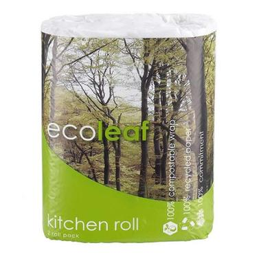 Ecoleaf Kitchen Towel (2 rolls) - Romaine Calm Scotland