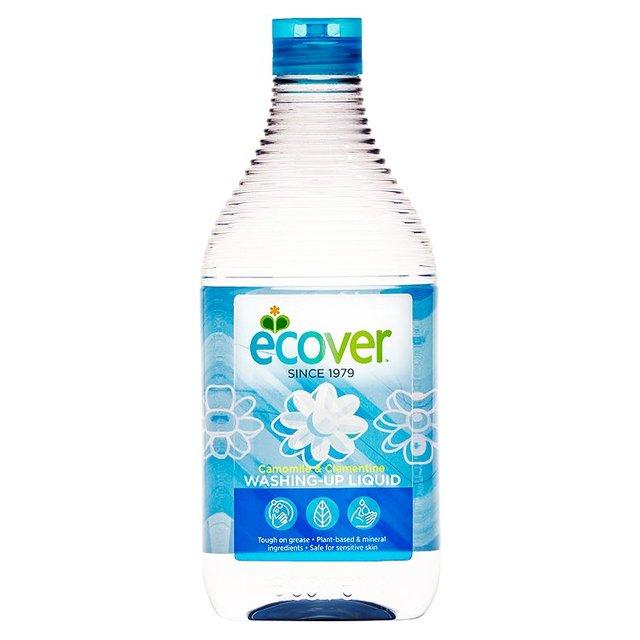 Ecover Chamomile & Clementine Washing Up Liquid (450ml) - Romaine Calm Scotland