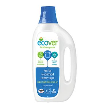 Ecover Non-Bio Laundry Liquid (1.5l 17 washes) - Romaine Calm Scotland