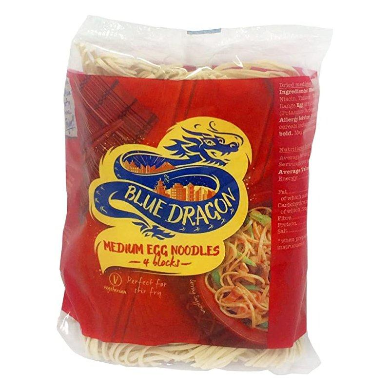 Egg Noodles (250g) - Romaine Calm Scotland