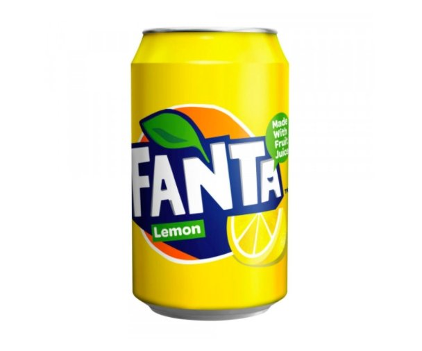 Fanta Lemon (330ml) - Romaine Calm Scotland