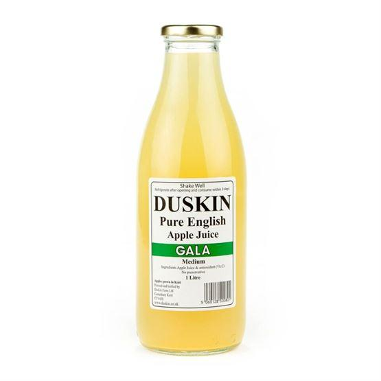 Gala Apple Juice (1 Litre) - Romaine Calm Scotland