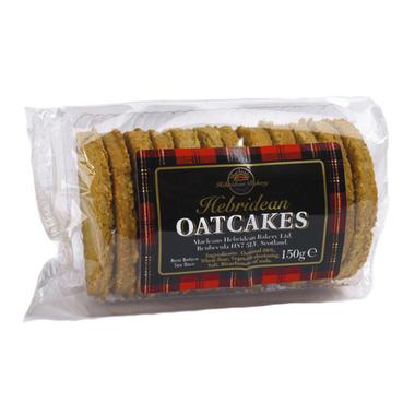 Hebridean Oatcakes (150g) - Romaine Calm Scotland