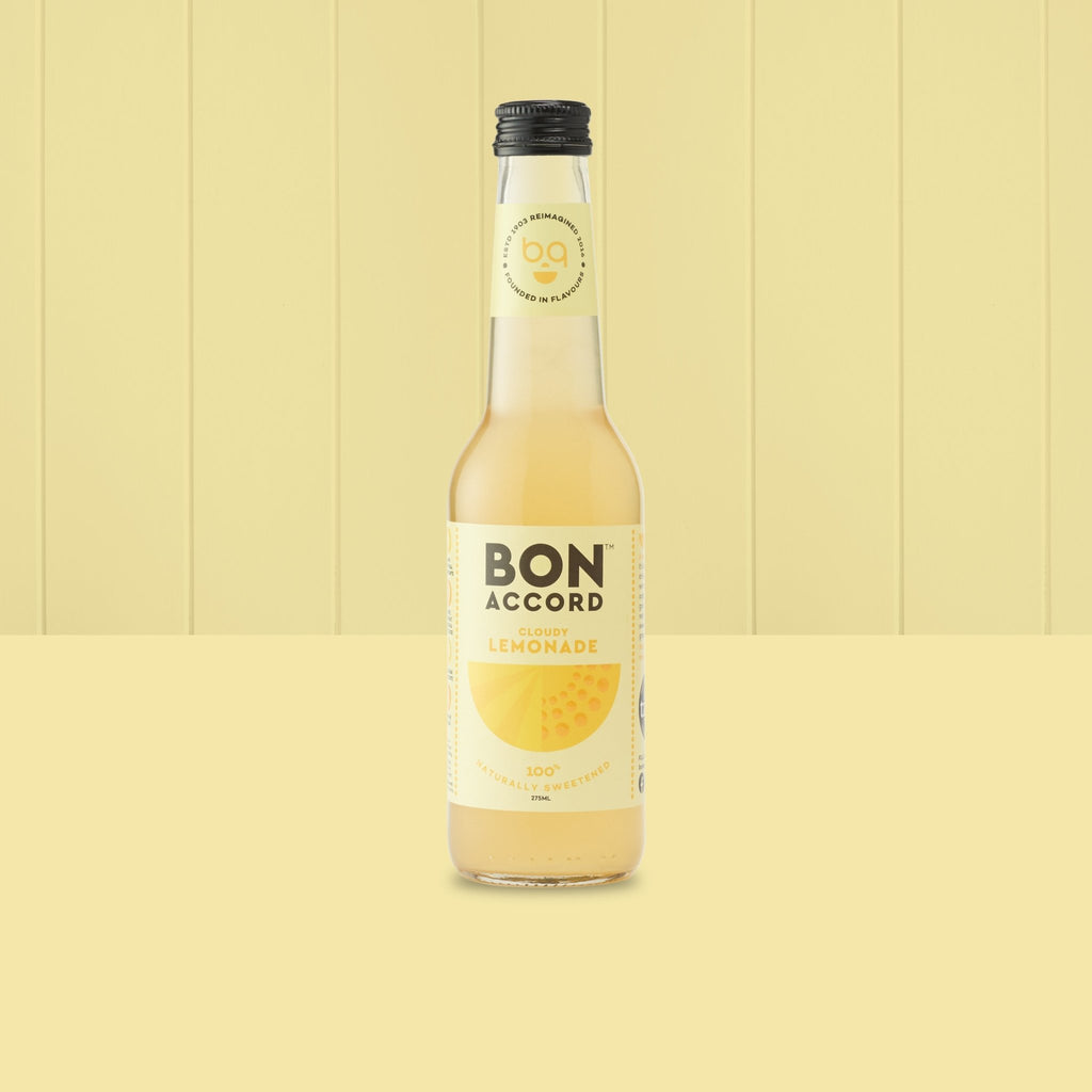 Lemonade, Bon Accord (330ml) - Romaine Calm Scotland