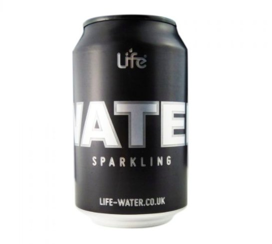 Life Water, Sparkling (330ml) - Romaine Calm Scotland