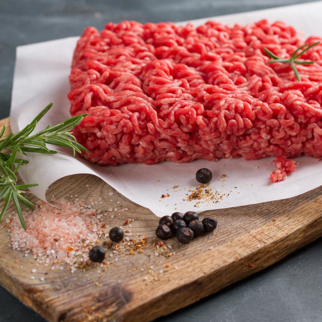 Minced Steak (250g) - Romaine Calm Scotland