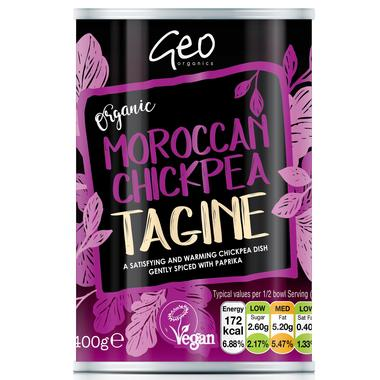 Moroccan Chickpea Tagine (400g) - Romaine Calm Scotland