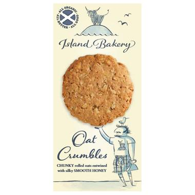 Oat Crumbles (125g) - Romaine Calm Scotland