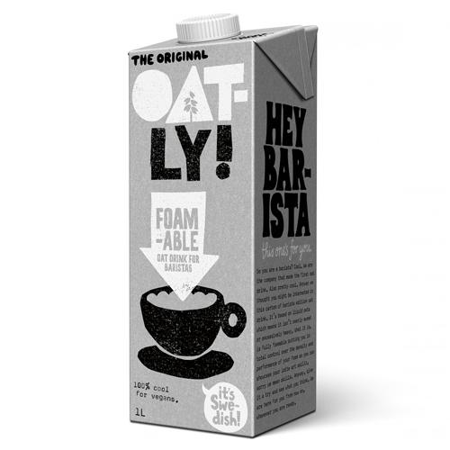 Oatly Barista (1 Litre) - Romaine Calm Scotland