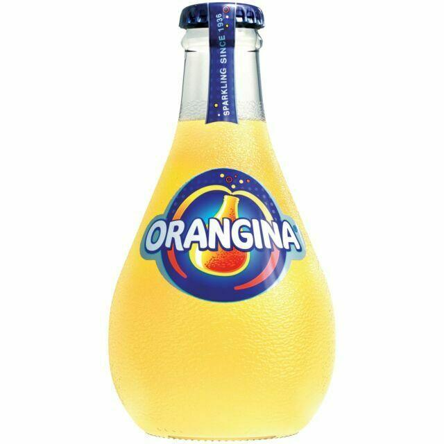 Orangina (250ml) - Romaine Calm Scotland