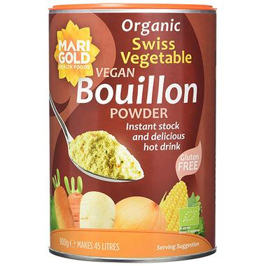 Organic Bouillon Powder (500g) - Romaine Calm Scotland