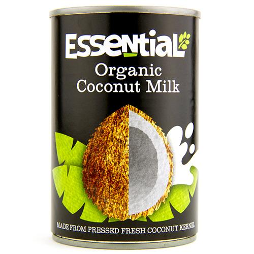 Organic Coconut Milk 400g - Romaine Calm Scotland