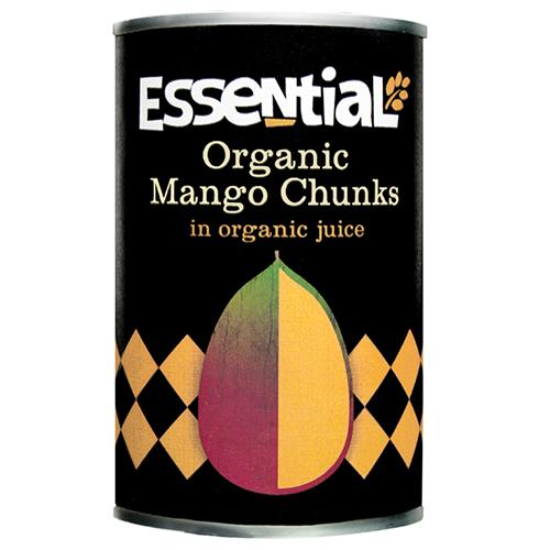 Organic Mango Chunks (400g) - Romaine Calm Scotland