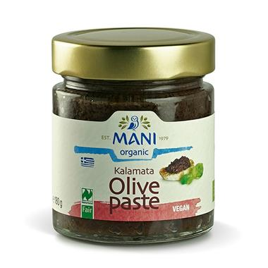 Organic Olive Paste (180g) - Romaine Calm Scotland