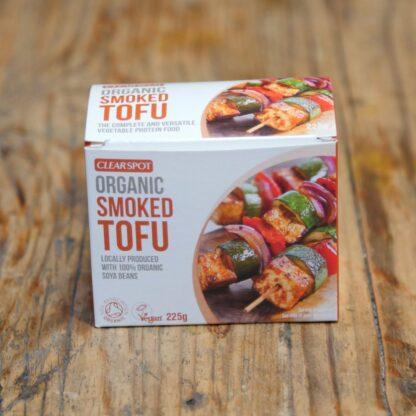 Organic Smoked Tofu - Romaine Calm Scotland