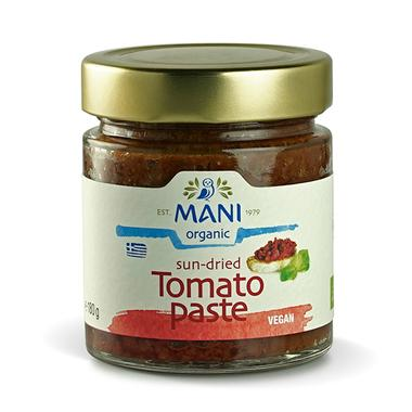 Organic Sun Dried Tomato (180g) - Romaine Calm Scotland