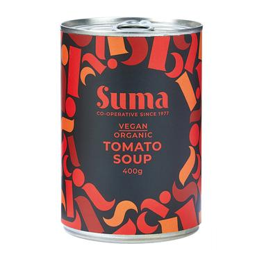 Organic Tomato Soup (400g) - Romaine Calm Scotland