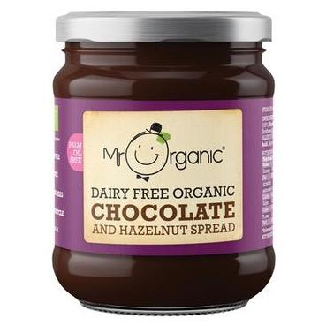 Organic Vegan Chocolate Spread (200g) - Romaine Calm Scotland