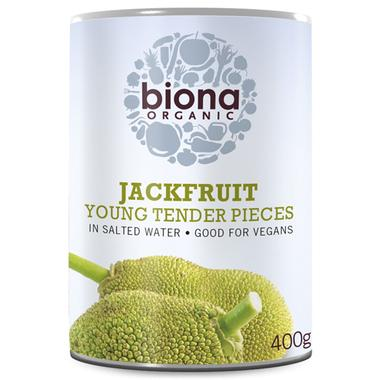 Organic Young Jackfruit (400g) - Romaine Calm Scotland
