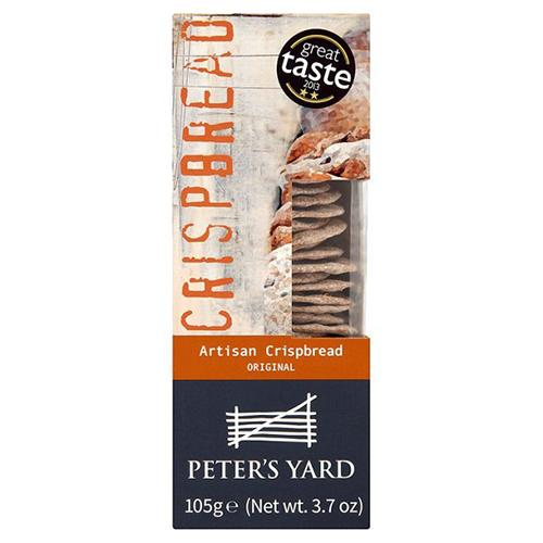 Peter's Yard Sourdough Crispbread (105g) - Romaine Calm Scotland