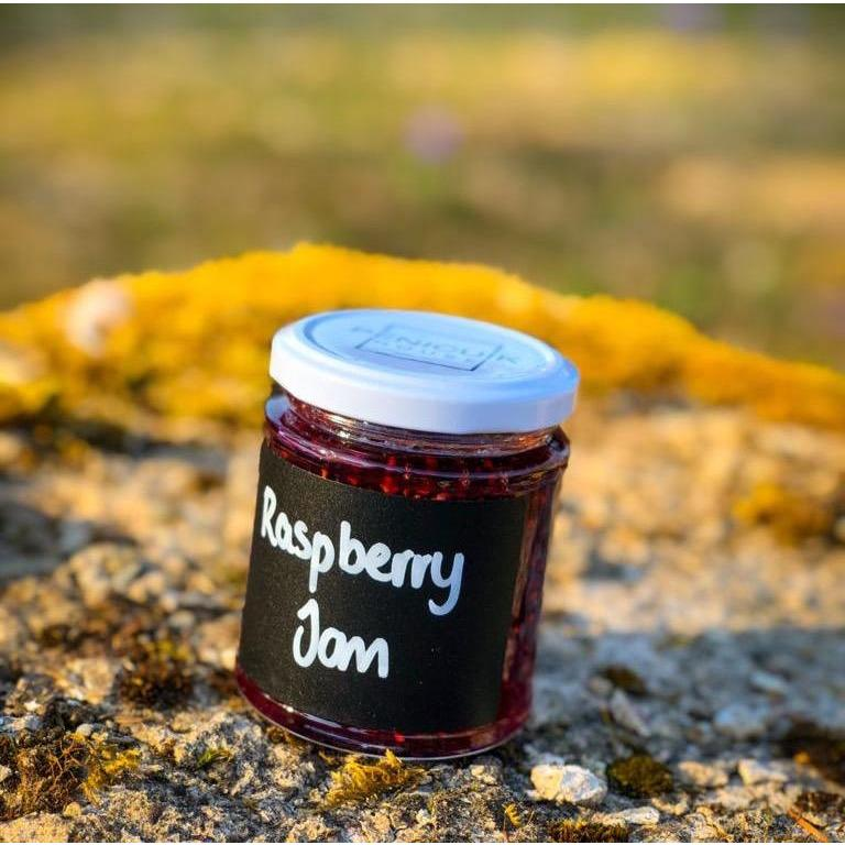 Raspberry Jam (8oz) - Penicuik House - Romaine Calm Scotland