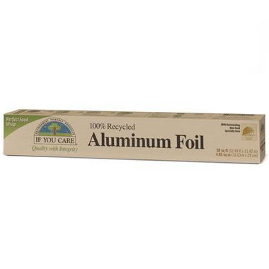 Recycled Aluminium Foil (10m) - Romaine Calm Scotland