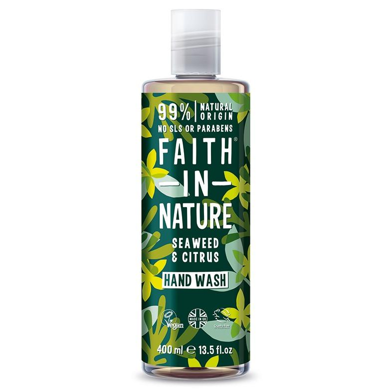 Seaweed + Citrus Handwash (400ml) - Romaine Calm Scotland