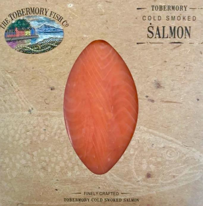 Smoked Salmon - Tobermory Fish Co (100g) - Romaine Calm Scotland