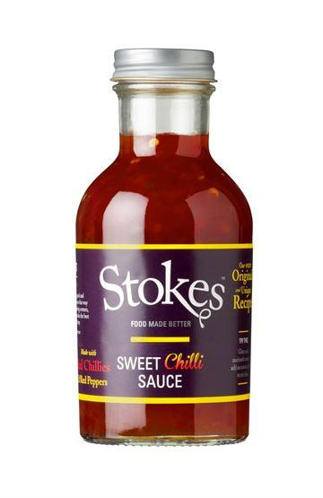 Stokes Sweet Chilli Sauce (320g) - Romaine Calm Scotland