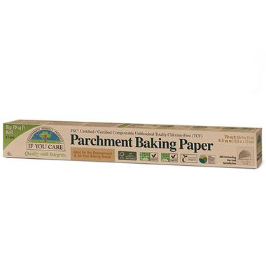 Unbleached Parchment Baking Paper Rolls (6.5sq m) - Romaine Calm Scotland