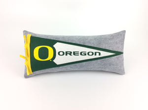 Custom for Wende- Pennant Pillow