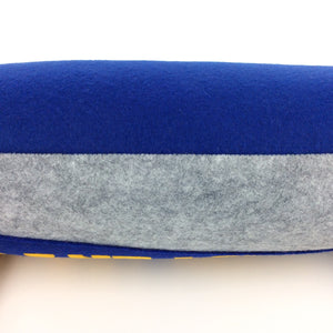 St. Louis Blues Pennant Pillow - large