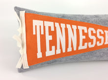 Load image into Gallery viewer, Tennessee Pennant Pillow