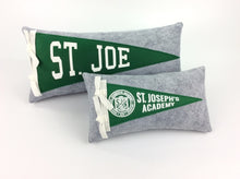 Load image into Gallery viewer, St. Joe Pennant Pillow