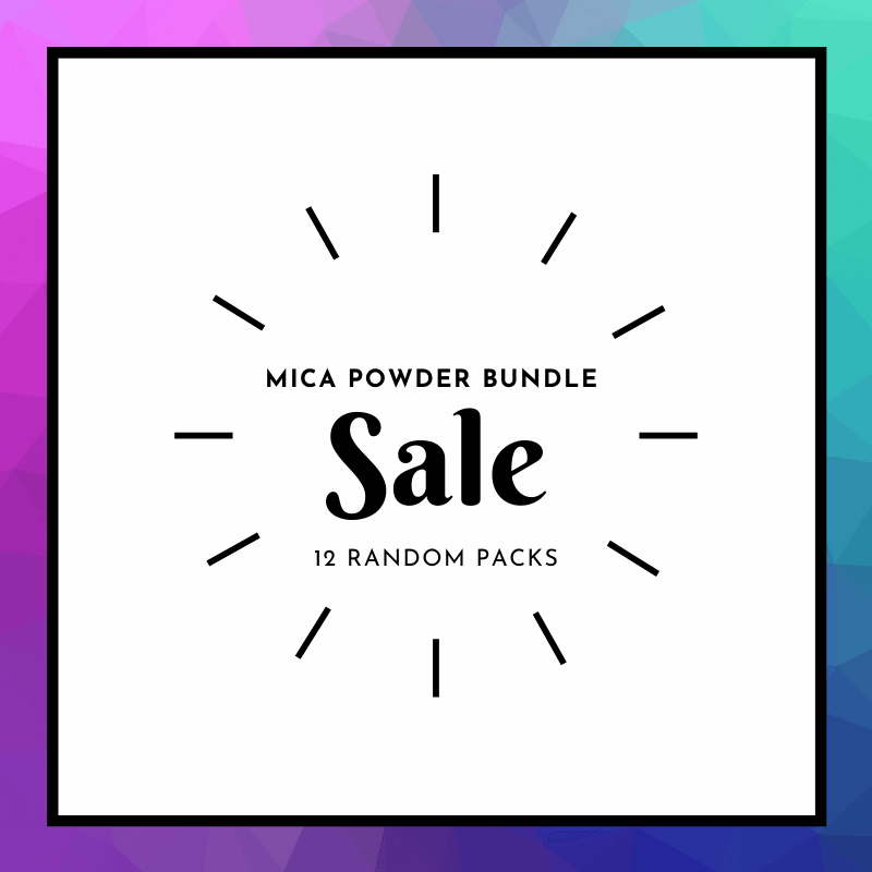 Mica Powder Bundle