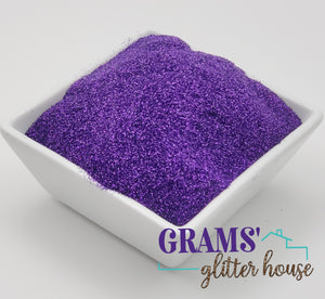 Purple Rain - Grams' Glitter House Polyester Glitter