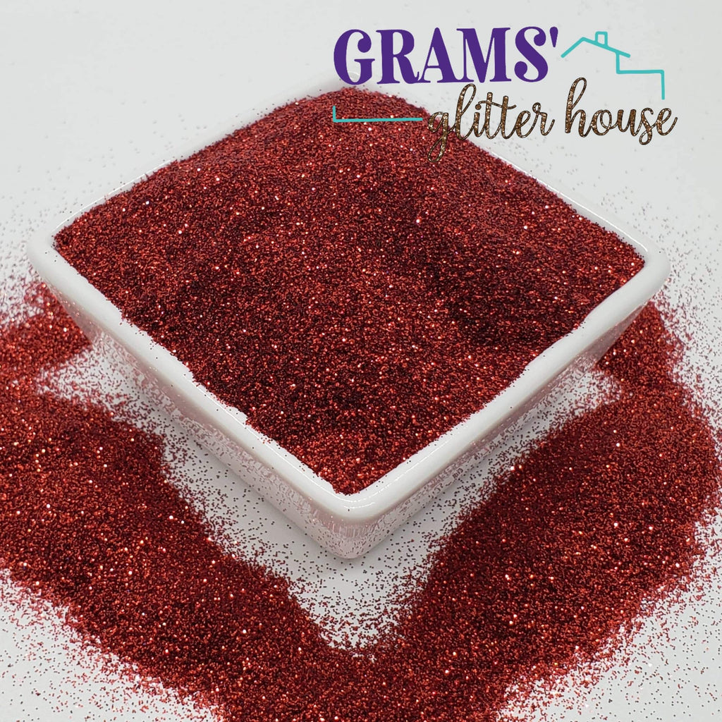 Blood Red - Grams' Glitter House
