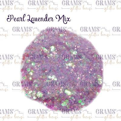 Pearl Lavender Mix
