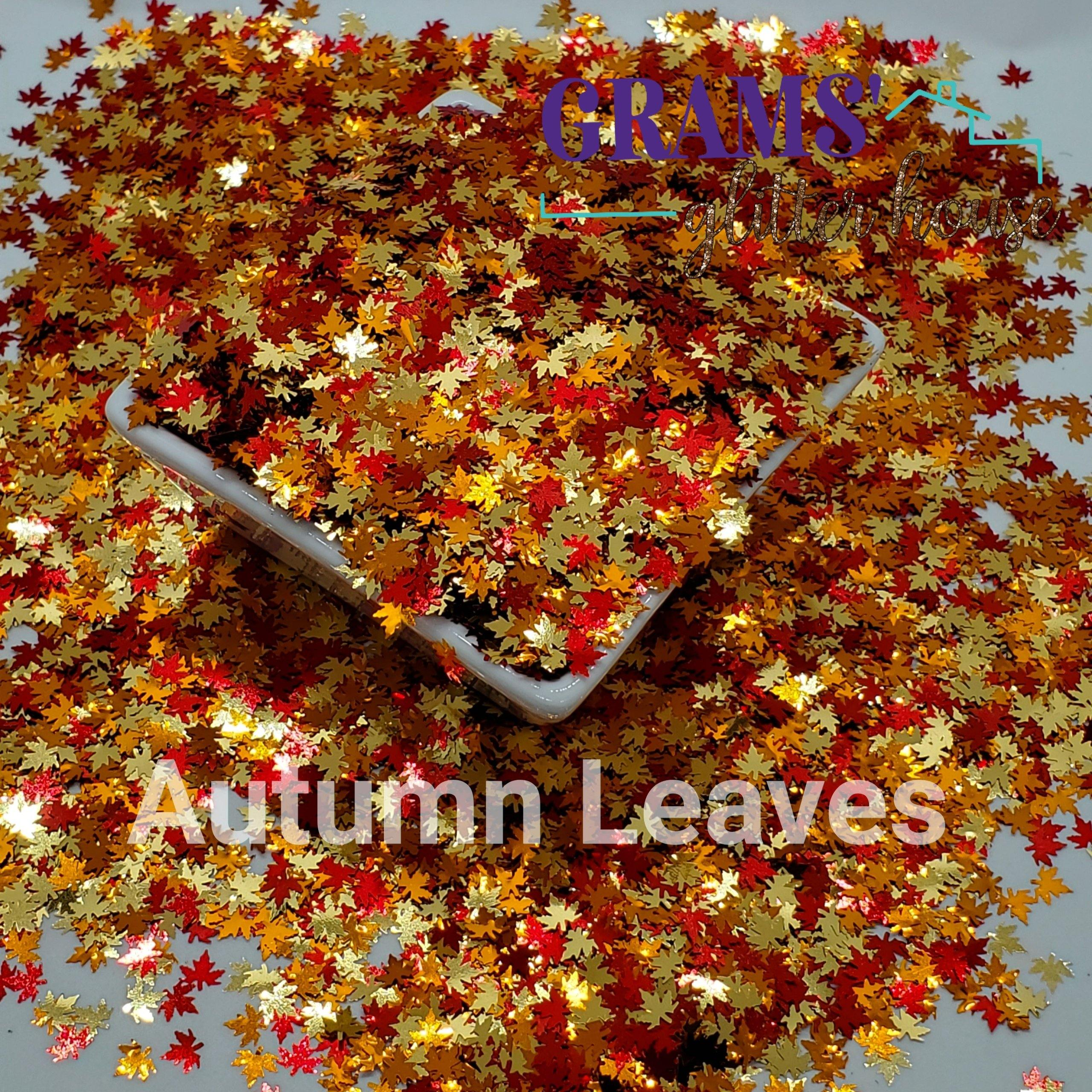 Autumn Leaves - Grams' Glitter House