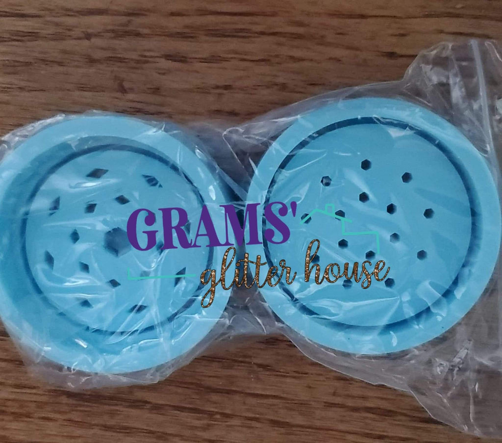 Spice Grinder Mold - Grams' Glitter House