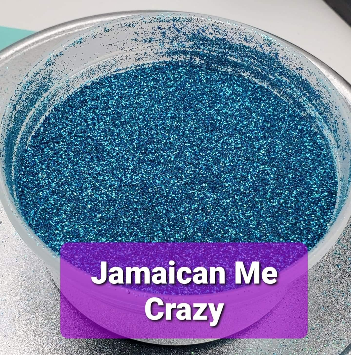 Jamaican Me Crazy - Custom by GGH - Grams' Glitter House