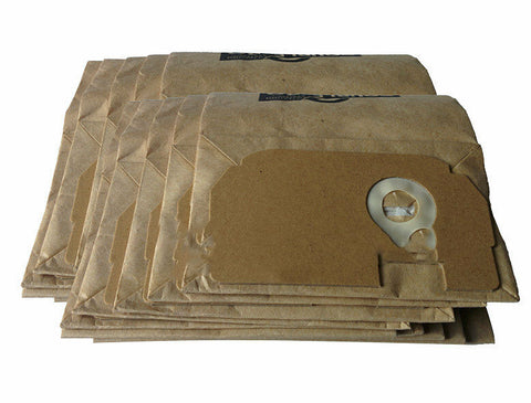10 Dust Hoover Bags for Electrolux Widetrack Boss Powerline Smartvac E60 Vacuum