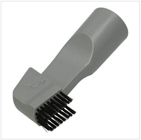 32MM LIGHT GREY COMBI TOOL CREVICE / DUSTING BRUSH COMBINATION NOZZLE