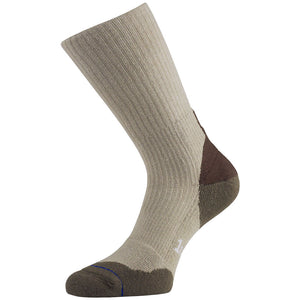 Fusion Services Sock 1000 Mile - Sandstone