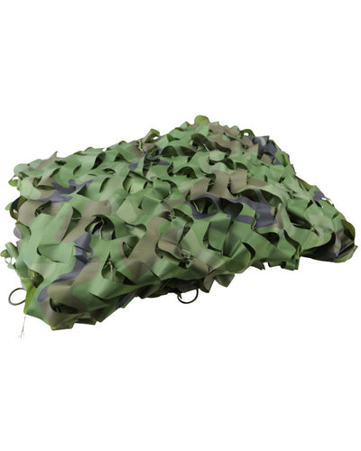 Camo Net with string backing NEW