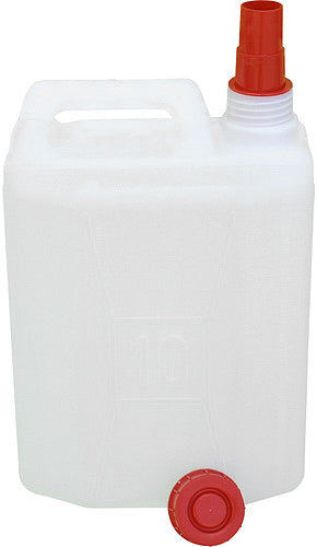 20 Litre Plastic Water Jerry Can