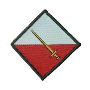 42 nd North Western Brigade Tactical Recognition Flash